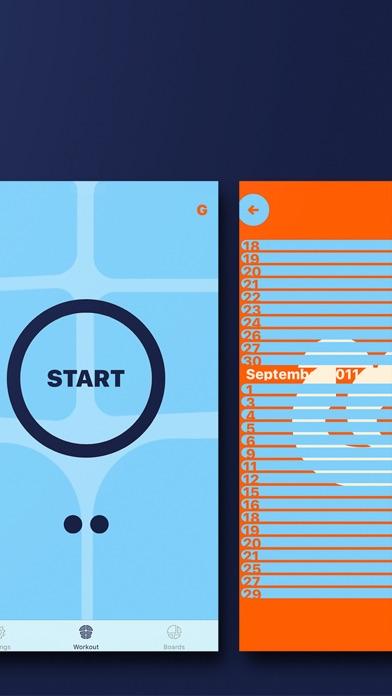 365日 腹筋アプリ|自宅で筋トレ ScreenShot1