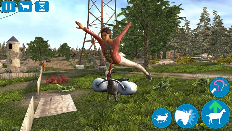 Goat Simulator: Pocket Edition screenshot-4