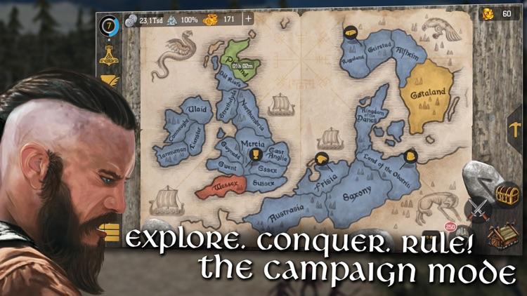 Vikings at War screenshot-3