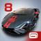 App Icon for Asphalt 8 - Drift Racing Game App in Azerbaijan IOS App Store