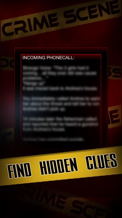 Murder Mystery Detective Story screenshot-3