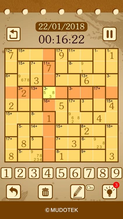 Logic Sudoku screenshot-7
