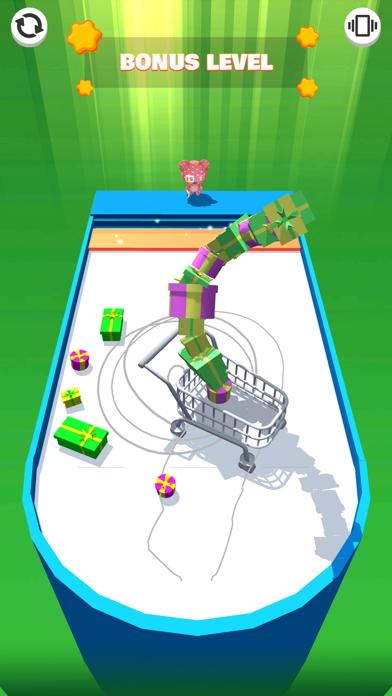 Gift Rush 3D screenshot 1