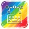 Rainbow Indic Keyboard - iPhoneアプリ