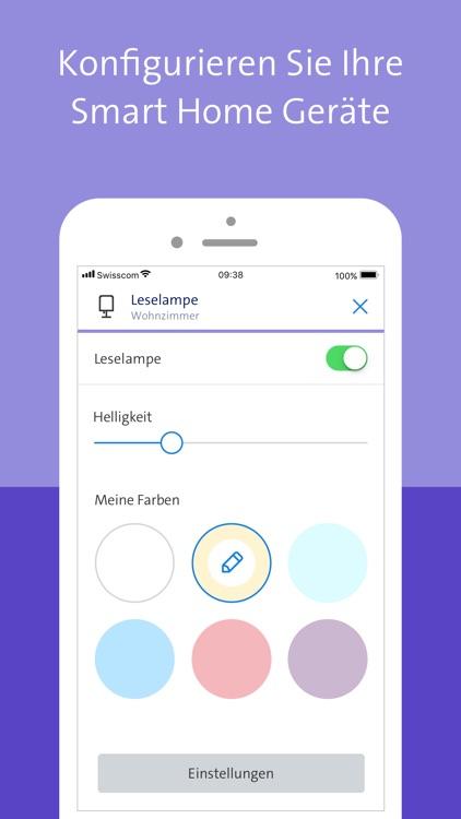 Swisscom Home App screenshot-5