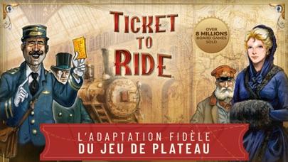 Ticket to Ride - Jeu de train