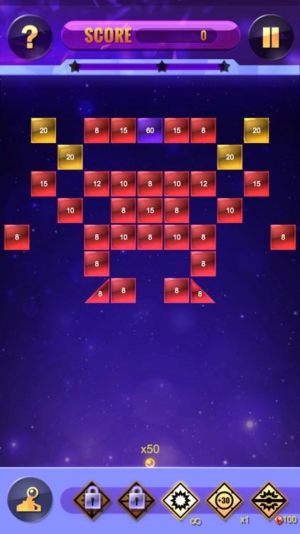 Brick Ball Breaker screenshot-5