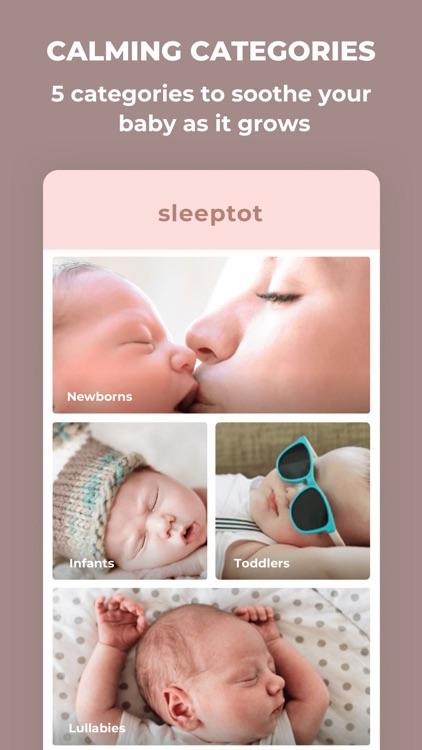 Sleeptot - Baby White Noise