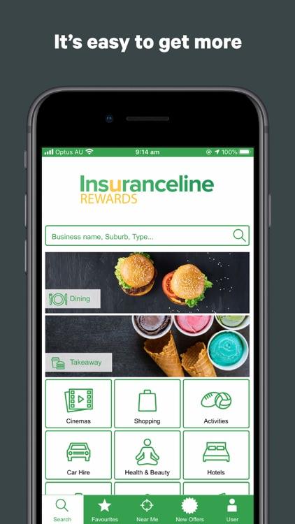 Insuranceline Rewards Program