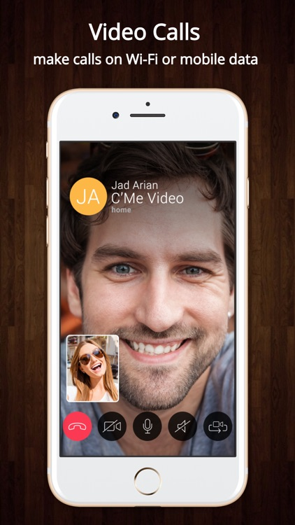 C'Me - voice and video Calls
