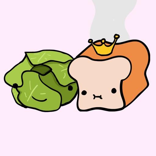 Loaf Princess y Sir Col