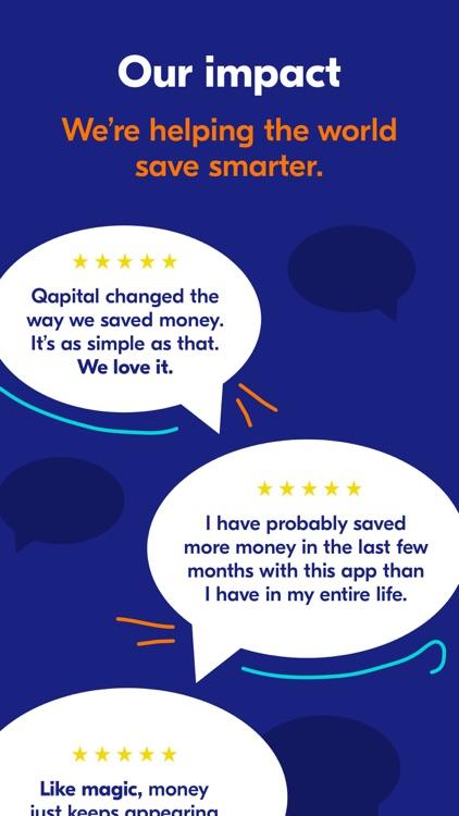 Qapital: Save. Invest. Spend. screenshot-6