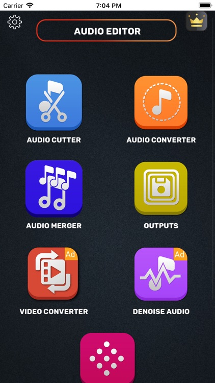 Audio Cutter Converter Merger