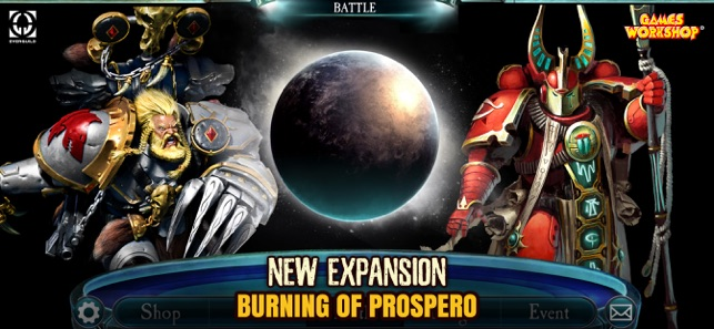 The Horus Heresy: Legions on the App Store
