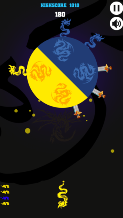 Darts: Dragon screenshot #2