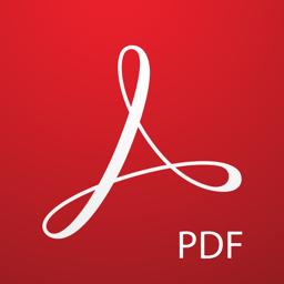 Ícone do app Adobe Acrobat Reader Ler PDF