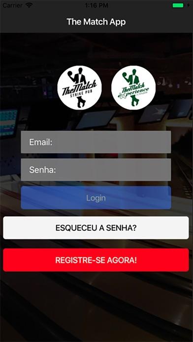 The Match App screenshot 1
