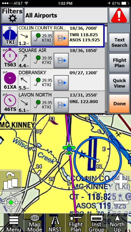 iFly GPS screenshot-3