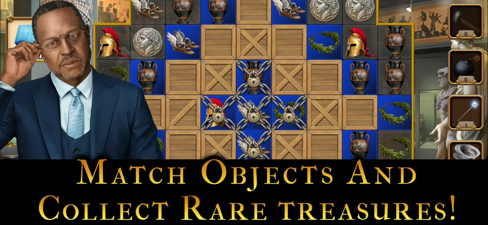 Relic Match 3: Mystery Games Cheat Codes
