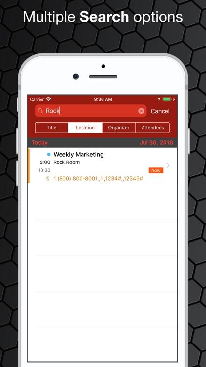 Calendar for Business screenshot-9