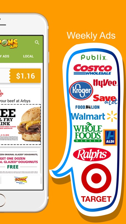 The Coupons App screenshot-1