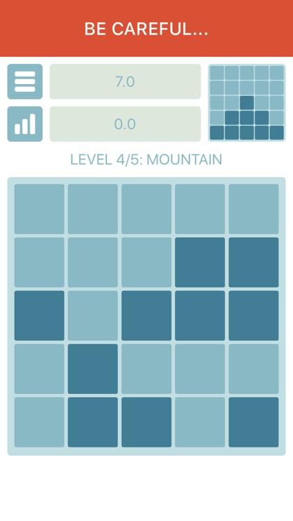 TimeColors. Unique puzzle game screenshot-3