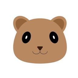 胖胖可爱熊