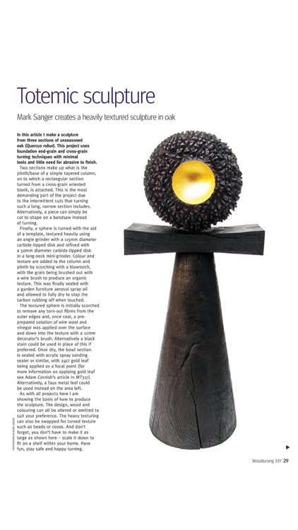Woodturning Magazine screenshot-5