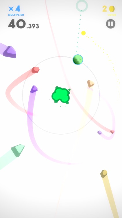 Orbits the game