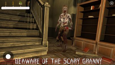 Evil Granny Haunted House 2018 screenshot one