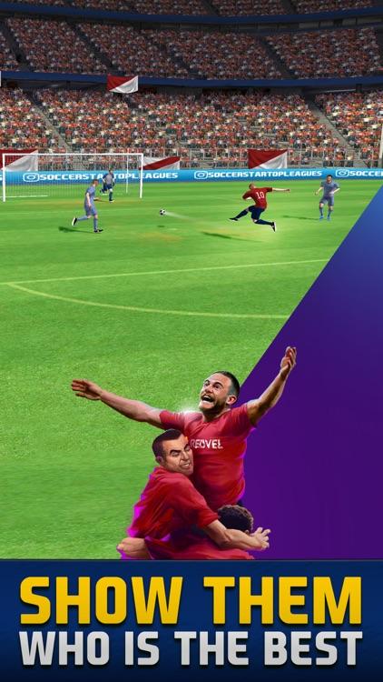 Soccer Star 2020 Top Leagues screenshot-3