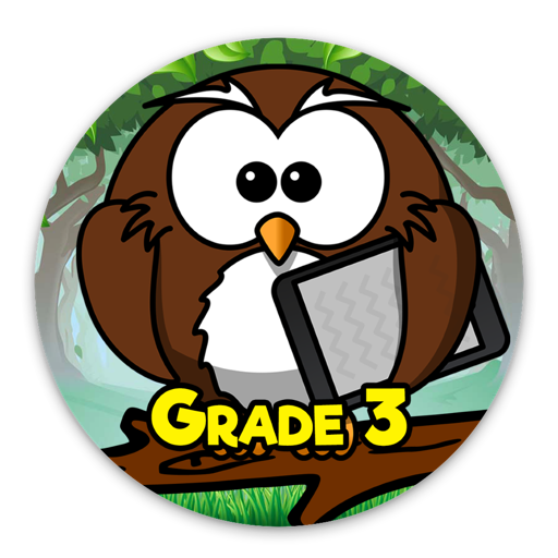 Third Grade Learning Games icon