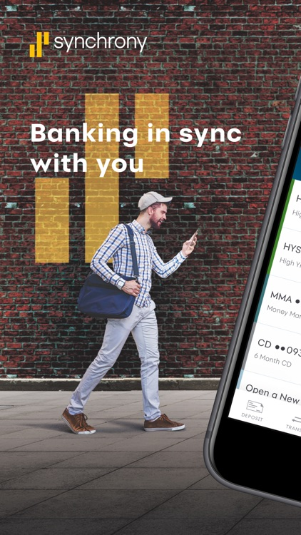 Synchrony Bank screenshot-0