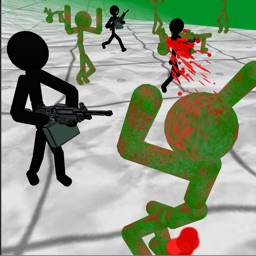 Stickman vs Zombies 3D