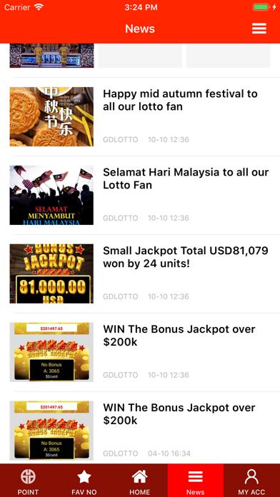 GD Lotto : iPhoneアプリランキング