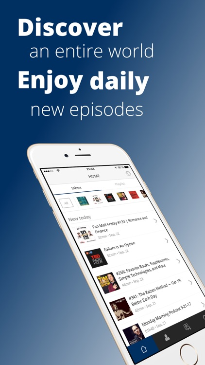 Procast Podcast App - Podcasts