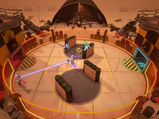 HyperBrawl Tournament screenshot 15