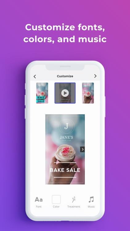 Ripl: Create Social Videos screenshot-3