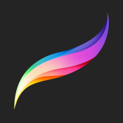 Procreate – Sketch, paint, create. icon