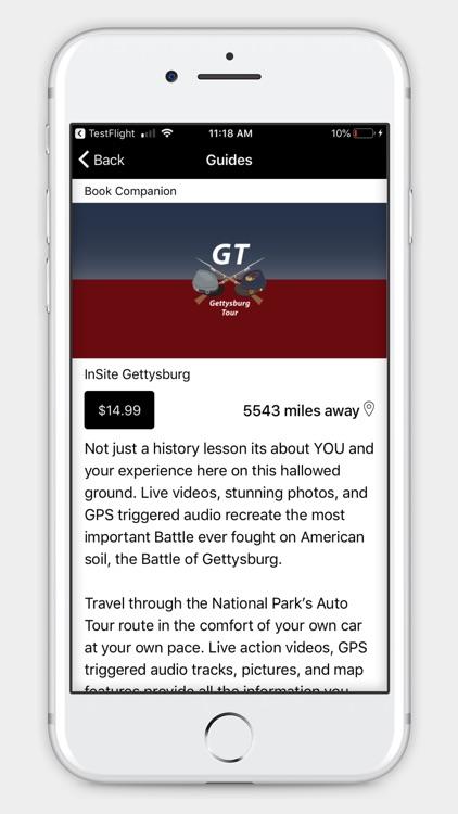 Gettysburg Tour Guide