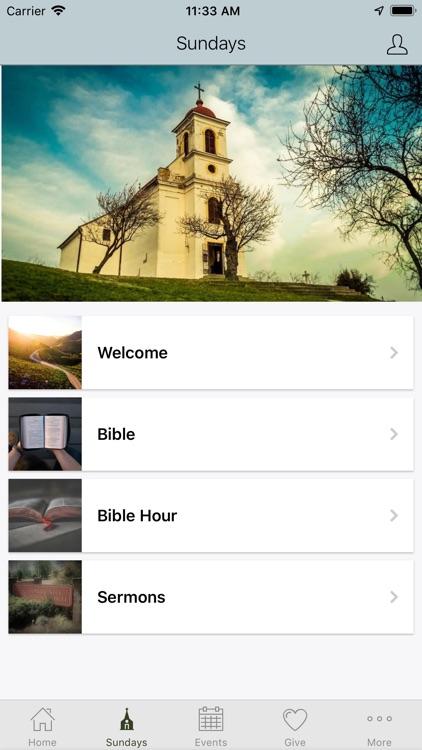 Community Bible Church Lebanon