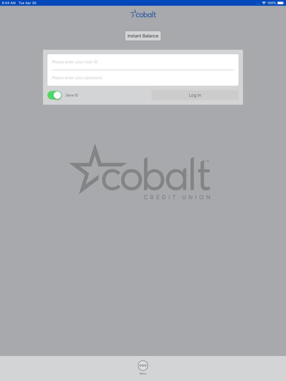 Cobalt Mobile Banking-ipad-1