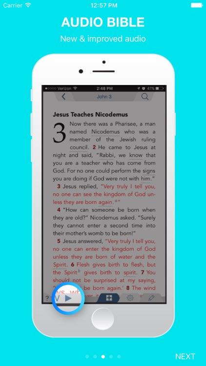 NIV 50th Anniversary Bible screenshot-3