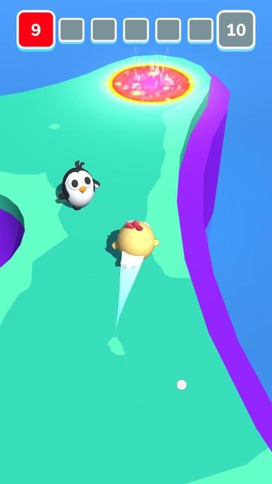 Chick VS Penguins screenshot 1