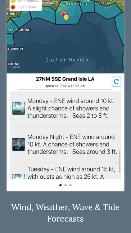 Fishing Weather Forecast screenshot-4