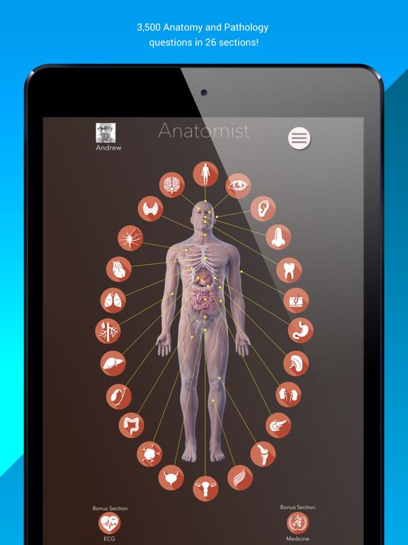 Anatomist – Anatomy Quiz Game   App Price Drops