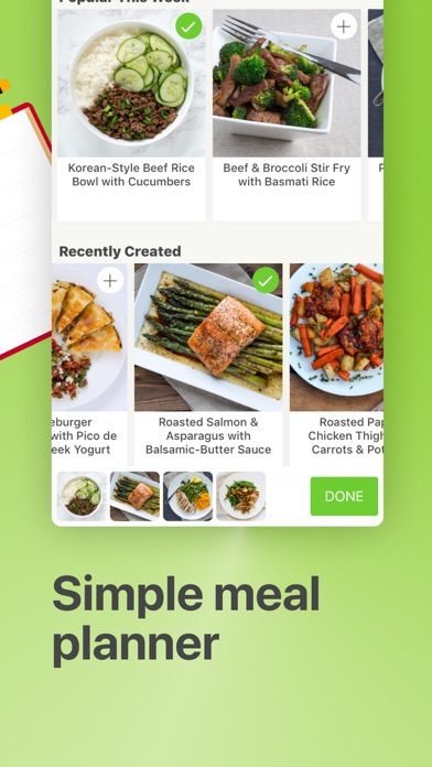 Download Mealime Meal Plans & Recipes for Pc