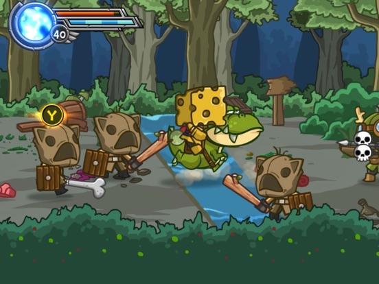 Wonder Blade Screenshots