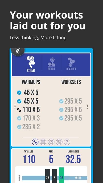Starting Strength Official screenshot-3