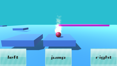 Burning Ball screenshot 1